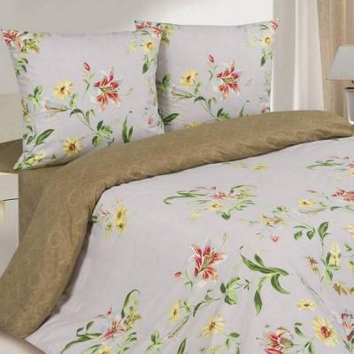 Постельное белье Ecotex Poetica Ботаника (размер 2-спальный)