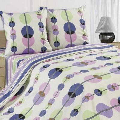 Постельное белье Ecotex Poetica Бусинки (размер 1,5-спальный)