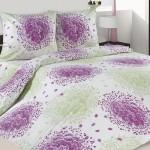 Постельное белье Ecotex Poetica Дамасская роза на резинке (размер 2-спальный)