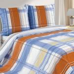 Постельное белье Ecotex Poetica Дельта на резинке (размер 2-спальный)