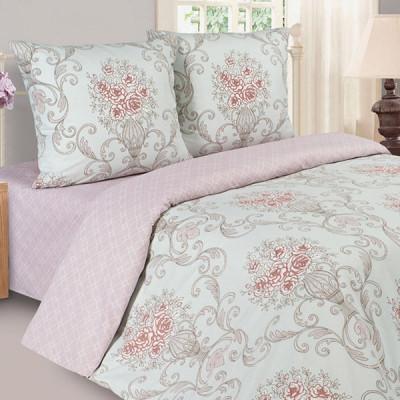 Постельное белье Ecotex Poetica Донна Роза (размер 2-спальный)
