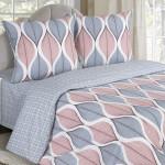 Постельное белье Ecotex Poetica Этро (размер 1,5-спальный)