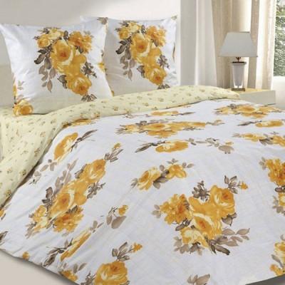 Постельное белье Ecotex Poetica Фламандский букет на резинке (размер 2-спальный)