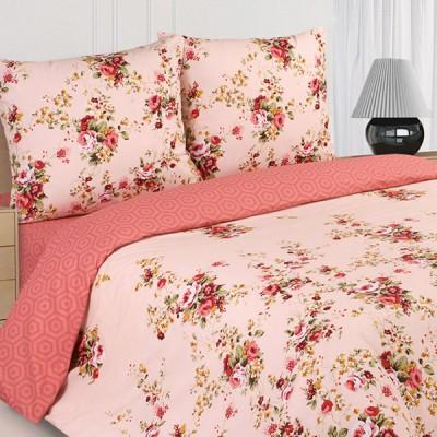 Постельное белье Ecotex Poetica Флер Де Лиз на резинке (размер 2-спальный)