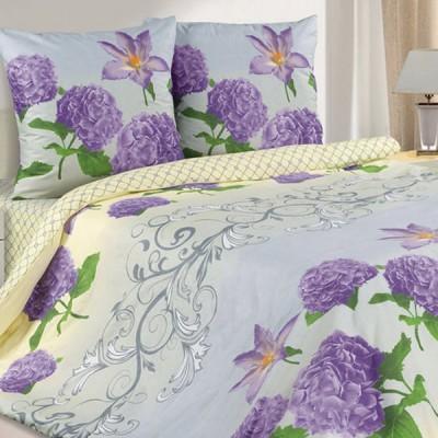 Постельное белье Ecotex Poetica Флора (размер 1,5-спальный)