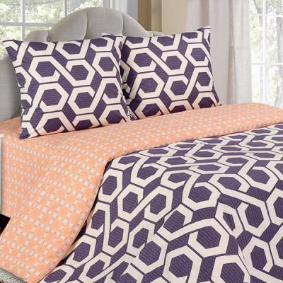 Постельное белье Ecotex Poetica Фьюжн (размер 1,5-спальный)