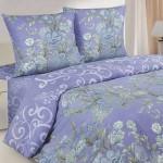 Постельное белье Ecotex Poetica Габриэль на резинке (размер 2-спальный)