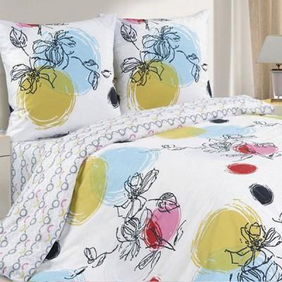 Постельное белье Ecotex Poetica Гейша (размер 1,5-спальный)