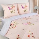 Постельное белье Ecotex Poetica Герберы (размер 2-спальный)