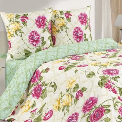 Постельное белье Ecotex Poetica Изольда (размер 1,5-спальный)