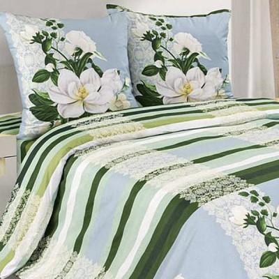 Постельное белье Ecotex Poetica Жасмин (размер 1,5-спальный)