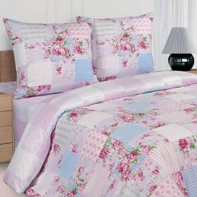Постельное белье Ecotex Poetica Каролина на резинке (размер 2-спальный)
