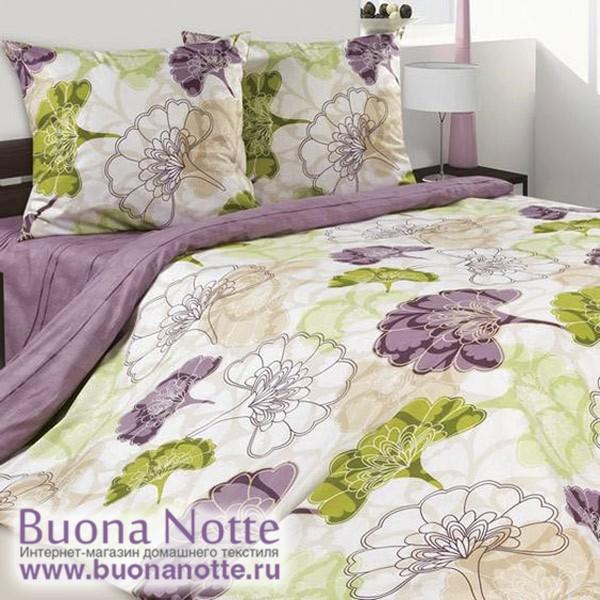 Постельное белье Ecotex Poetica Клементина (размер 1,5-спальный)