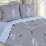 Постельное белье Ecotex Poetica Коста-рика (размер 1,5-спальный)