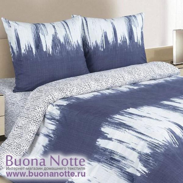 Постельное белье Ecotex Poetica Кварт на резинке (размер 2-спальный)