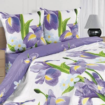 Постельное белье Ecotex Poetica Лилейник (размер 1,5-спальный)