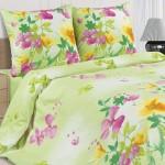 Постельное белье Ecotex Poetica Мадагаскар на резинке (размер 2-спальный)