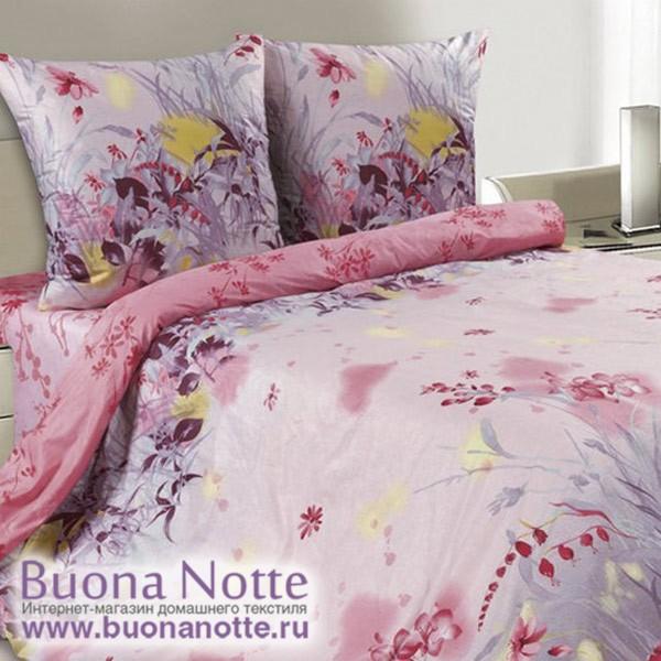 Постельное белье Ecotex Poetica Мечта (размер 1,5-спальный)