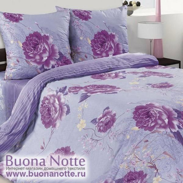 Постельное белье Ecotex Poetica Милана (размер 2-спальный)