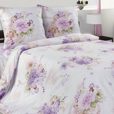 Постельное белье Ecotex Poetica Полина (размер 1,5-спальный)