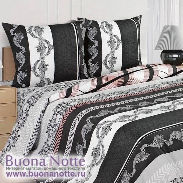 Постельное белье Ecotex Poetica Пуэрто (размер 2-спальный)