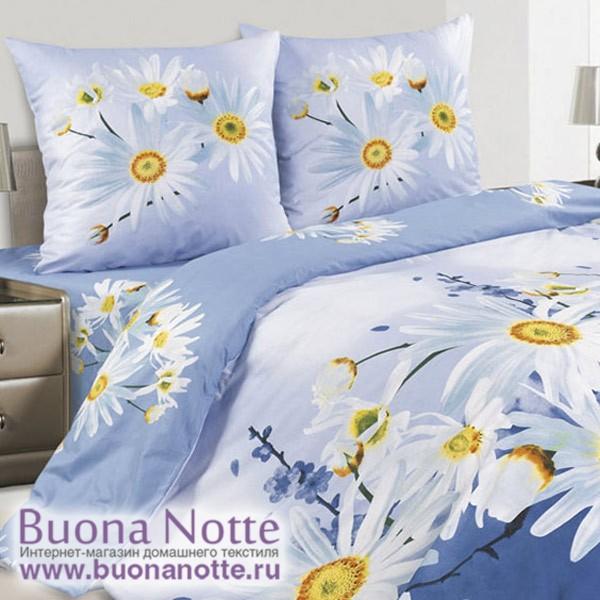 Постельное белье Ecotex Poetica Ромашки (размер 2-спальный)