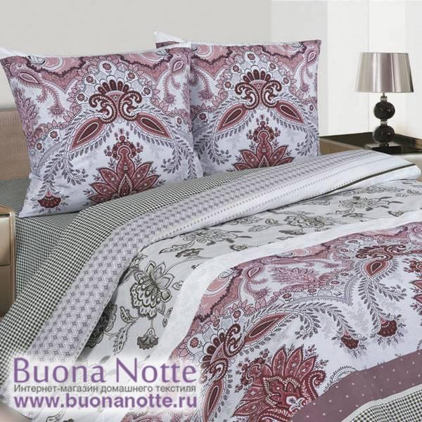 Постельное белье Ecotex Poetica Ромео на резинке (размер евро)