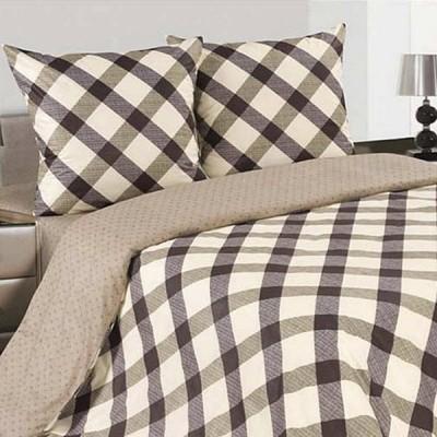 Постельное белье Ecotex Poetica Спектрум на резинке (размер 2-спальный)