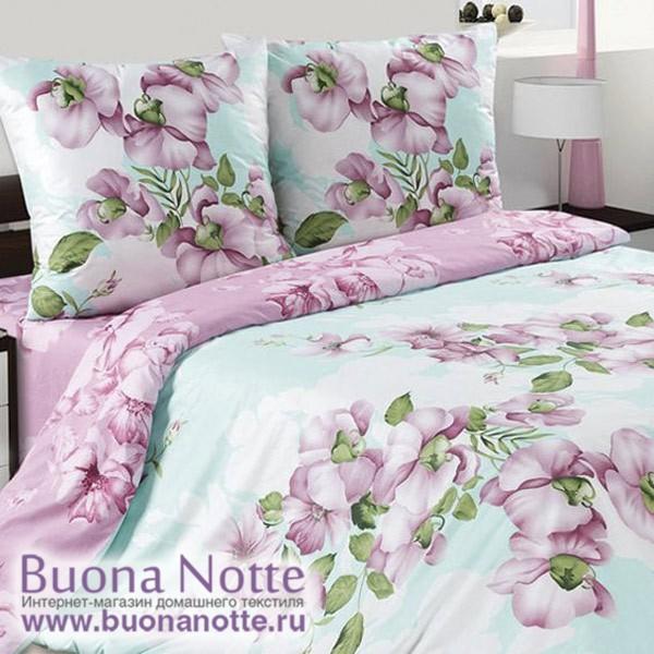 Постельное белье Ecotex Poetica Виоланта (размер 2-спальный)
