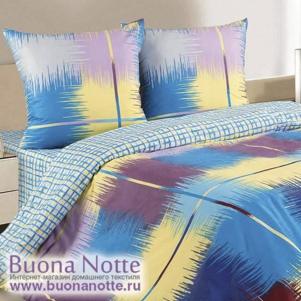 Постельное белье Ecotex Poetica Витраж (размер 1,5-спальный)