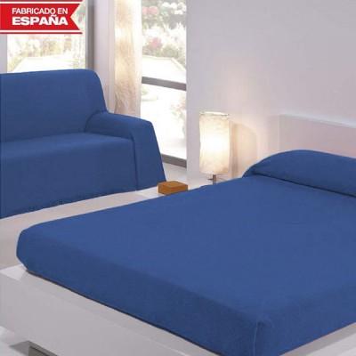 Покрывало-плед Umbritex Rustica16 Blue (180х260 см)