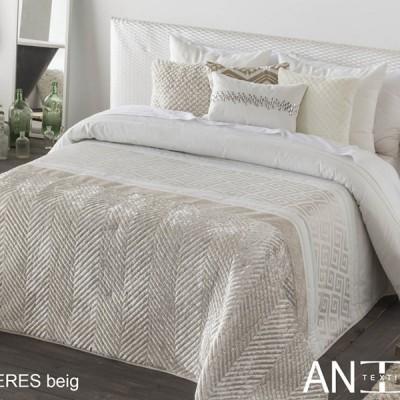 Покрывало Antilo Amberes beige (235х270 см)