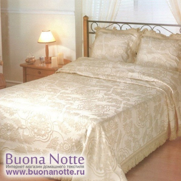 Покрывало Lumatex Roma ecru (240х260 см)