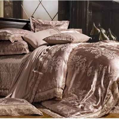 Постельное белье Famille модель TJ-01 (размер 2-спальный)