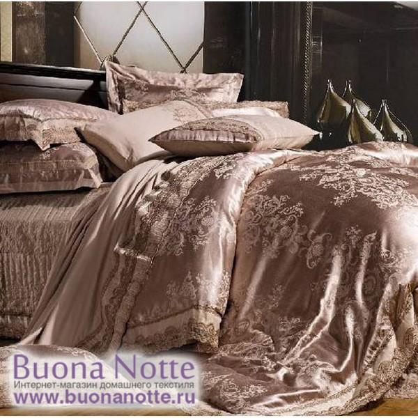 Комплект постельного белья из жаккарда Famille TJ-01 (размер семейный)