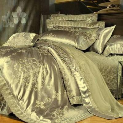 Постельное белье Famille модель TJ-02 (размер 2-спальный)
