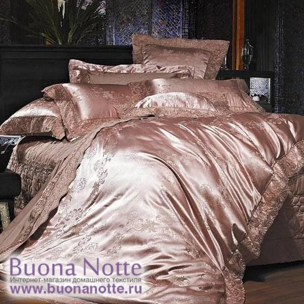 Комплект постельного белья из жаккарда Famille TJ-07 (размер 2-спальный)