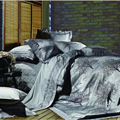 Постельное белье Famille модель TJ-10 (размер 2-спальный)