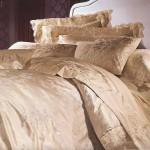 Комплект постельного белья из жаккарда Famille TJ-12 (размер семейный)