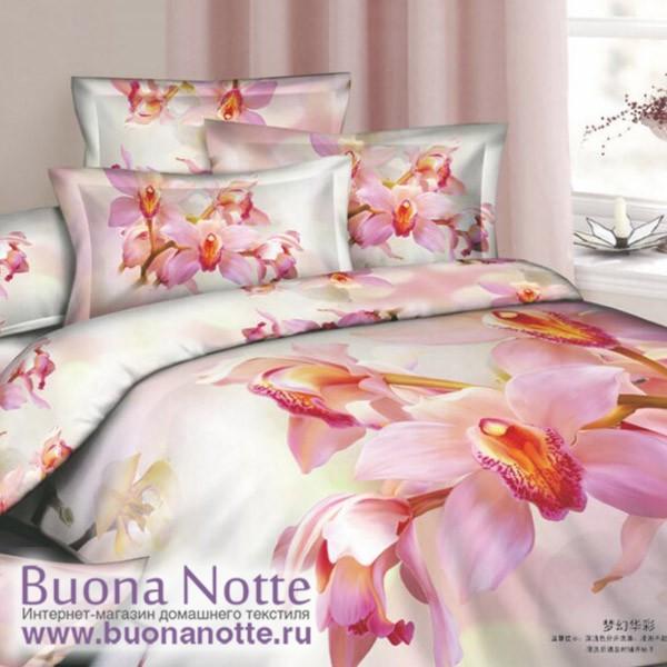 Комплект постельного белья Famille RS-128 (размер Евро)
