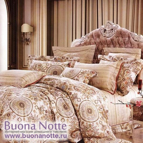 Комплект постельного белья Famille RS-219 (размер Евро)