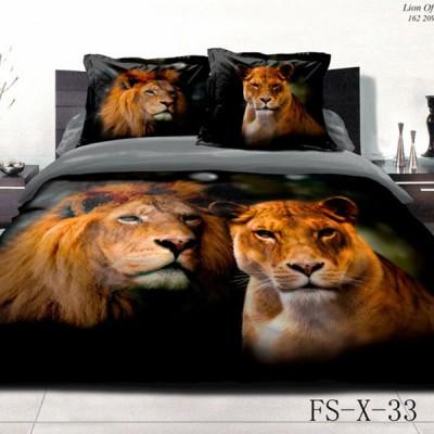 Постельное белье Famille RS-75 (размер Евро)