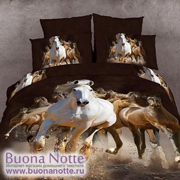 Комплект постельного белья Famille RS-97 (размер Евро)