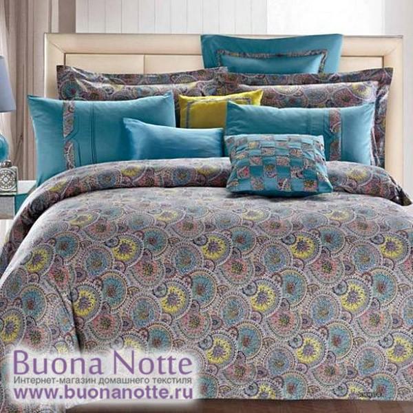 Комплект постельного белья Famille SDS-44 (размер Евро)
