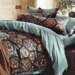 Комплект постельного белья Famille SDS-59 (размер семейный)