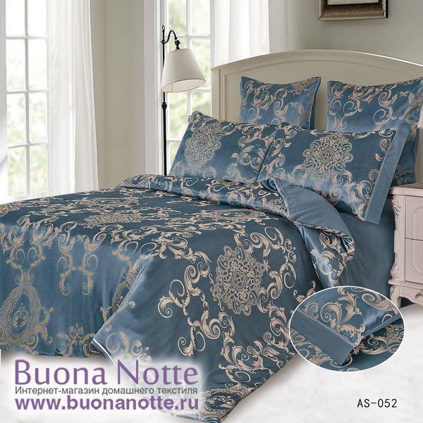 Комплект постельного белья Kingsilk Arlet AS-052 (размер Евро)