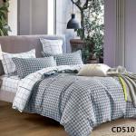 Комплект постельного белья Kingsilk Arlet CD-510 (размер 1,5-спальный)