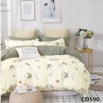 Комплект постельного белья Kingsilk Arlet CD-590 (размер Семейный)