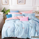Комплект постельного белья Kingsilk Arlet CD-606 (размер Семейный)