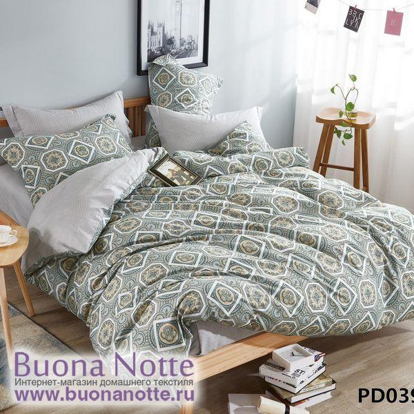 Комплект постельного белья Kingsilk Arlet PD-039 (размер 1,5-спальный)